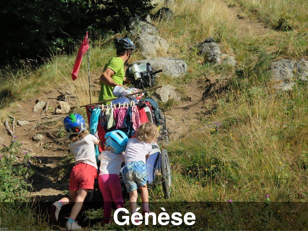 La génèse de notre voyage