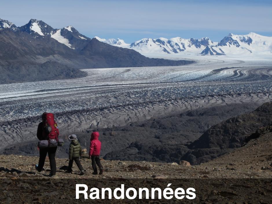 Articles sur les randonnées