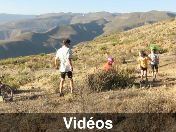 Les vidéos du voyage